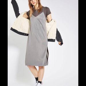 Top Shop Grey dress.